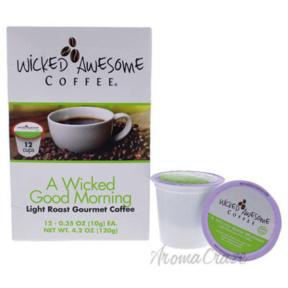 A Wicked Good Morning Coffee by Bostons Best - 12 Cups Coffe