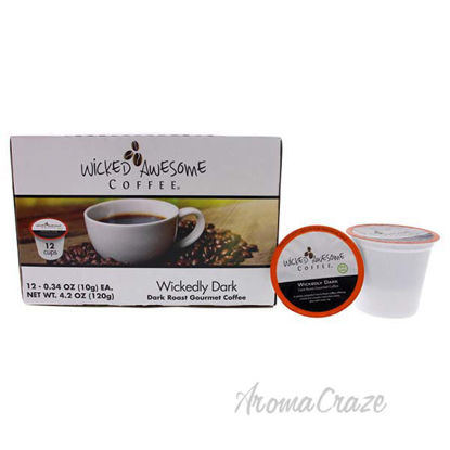 Wickedly Dark Coffee by Bostons Best - 12 Cups Coffee