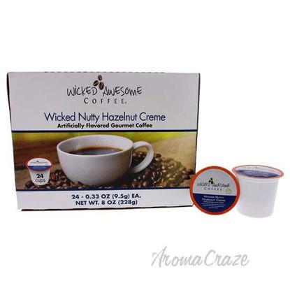 Wicked Nutty Hazelnut Cream Coffee by Bostons Best - 24 Cups
