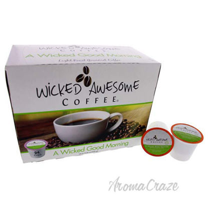 A Wicked Good Morning Coffee by Bostons Best - 24 Cups Coffe