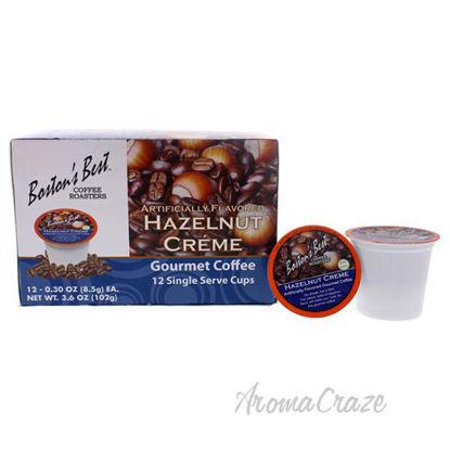 Hazelnut Creme Gourmet Coffee by Bostons Best - 12 Cups Coff