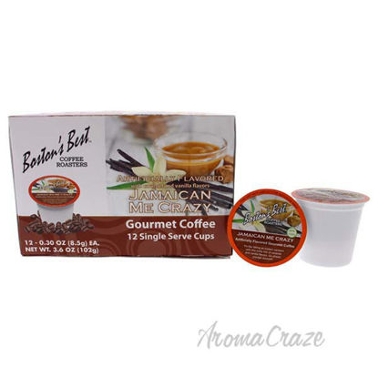 Jamaican Me Crazy Gourmet Coffee by Bostons Best - 12 Cups C