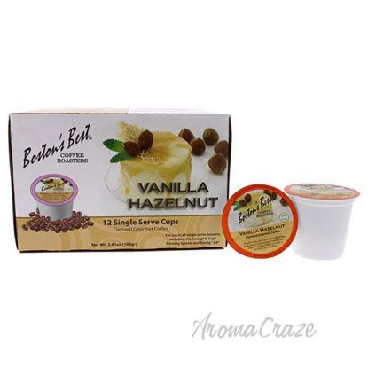 Vanilla Hazelnut Gourmet Coffee by Bostons Best - 12 Cups Co