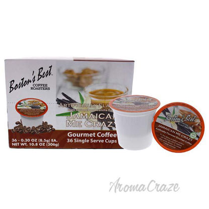 Jamaican Me Crazy Gourmet Coffee by Bostons Best - 36 Cups C