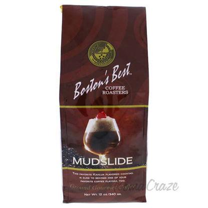 Mudslide Ground Gourmet Coffee by Bostons Best - 12 oz Coffe