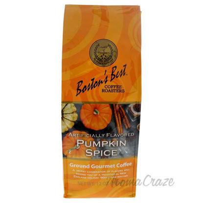 Pumpkin Spice Ground Gourmet Coffee by Bostons Best - 12 oz