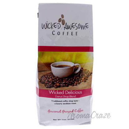 Wicked Delicious Donut Shop Blend Ground Coffee by Bostons B