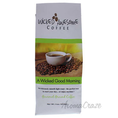 A Wicked Good Morning Ground Coffee by Bostons Best - 11 oz