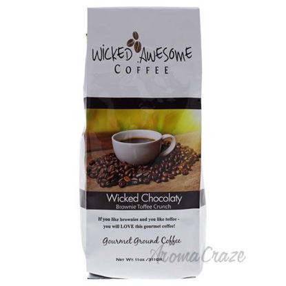 Wicked Chocolaty Ground Coffee by Bostons Best - 11 oz Coffe