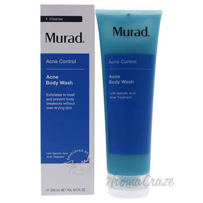 Acne Body Wash by Murad for Unisex - 8.5 oz Body Wash