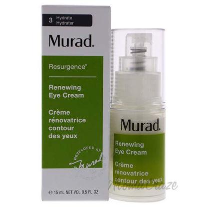 Renewing Eye Cream by Murad for Unisex - 0.5 oz Cream