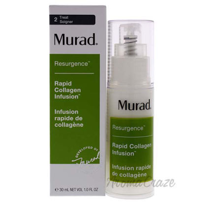 Rapid Collagen Infusion by Murad for Unisex - 1 oz Serum