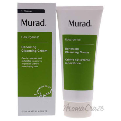 Renewing Cleansing Cream by Murad for Skincare - 6.75 oz Cre