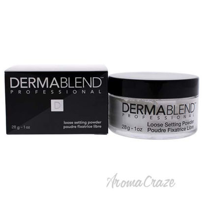 Loose Setting Powder - Original by Dermablend for Women - 1