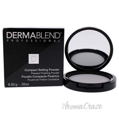Compact Setting Powder by Dermablend for Women - 0.35 oz Pow