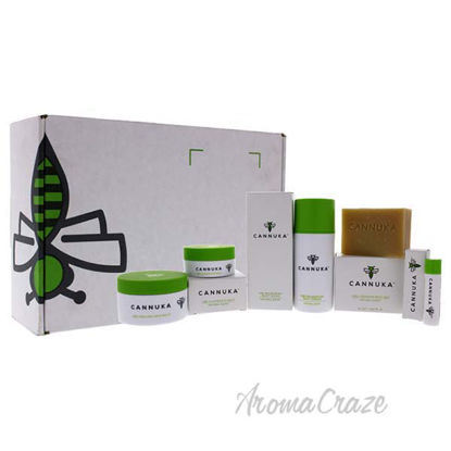Beauty Plus Health Collection Kit by Cannuka for Unisex - 5