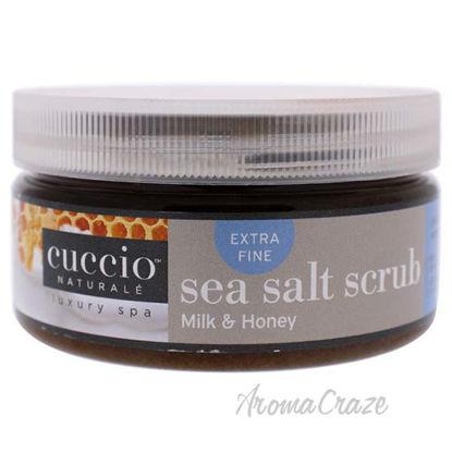 Sea Salt Scrub - Milk and Honey by Cuccio for Women - 8 oz S