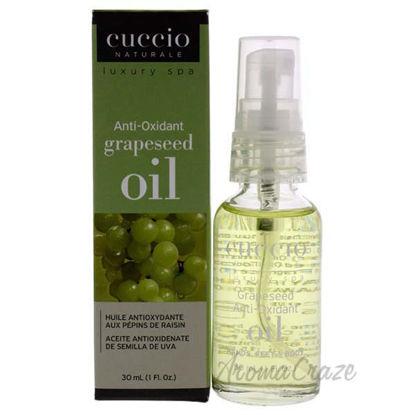 Grapeseed Anti-Oxidant Oil by Cuccio for Women - 1 oz Oil