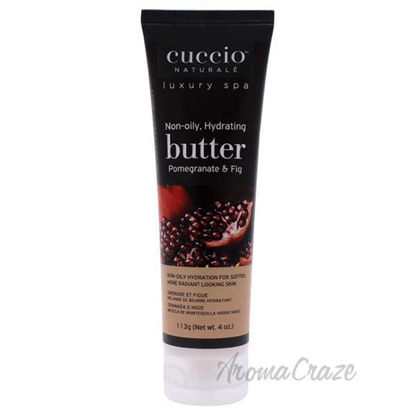 Hydrating Butter - Pomegranate and Fig by Cuccio for Unisex