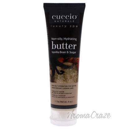Hydrating Butter - Vanilla Bean and Sugar by Cuccio for Unis