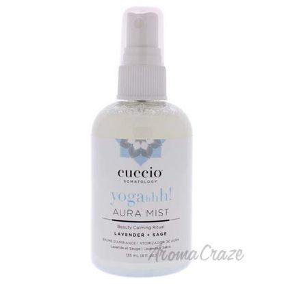 Yogahhh Aura Mist by Cuccio for Unisex - 4 oz Mist