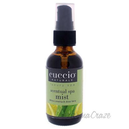 Scentual Spa Mist - White Limetta and Aloe Vera by Cuccio fo