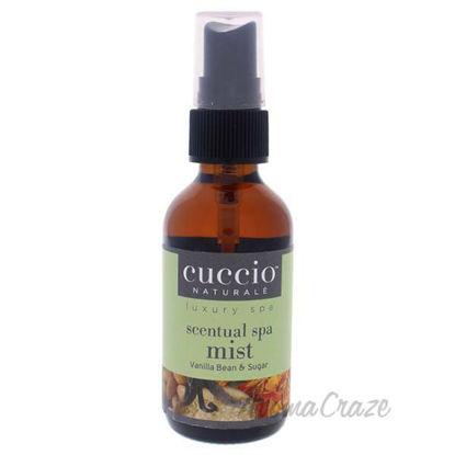 Scentual Spa Mist - Vanilla Bean and Sugar by Cuccio for Uni