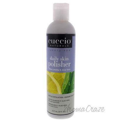 Luxury Spa Daily Skin Polisher - White Limetta and Aloe Vera