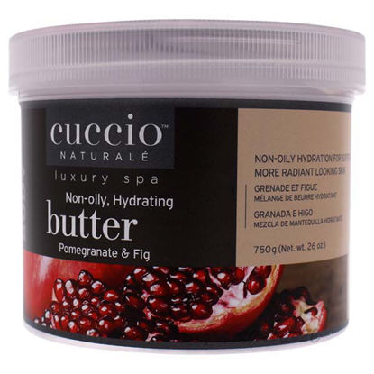 Luxury Spa Non-Oily Hydrating Butter - Pomegranate and Fig b