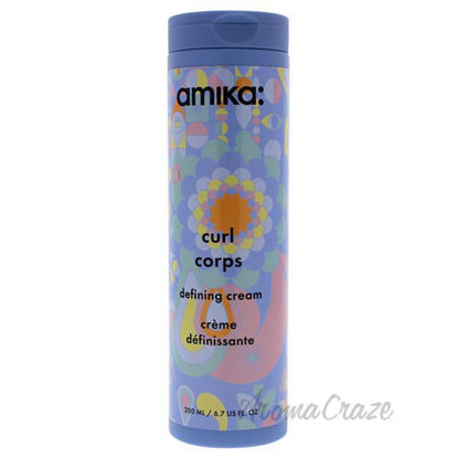 Curl Corps Defining Cream by Amika for Unisex - 6.7 oz Cream