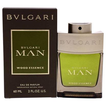Man Wood Essence by Bvlgari for Men - 2 oz EDP Spray