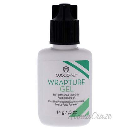 Wrapture Gel by Cuccio Pro for Women - 0.5 oz Nails Gel