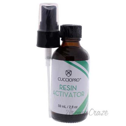 Resin Activator by Cuccio Pro for Women - 2 oz Nail Treatmen
