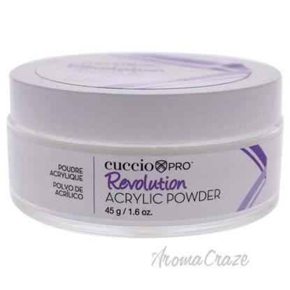 Revolution Acrylic Powder - Clear by Cuccio Pro for Women -