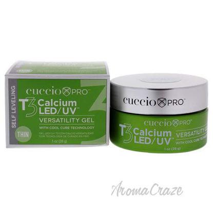 T3 Calcium Versatility Gel - Self Leveling Clear by Cuccio P