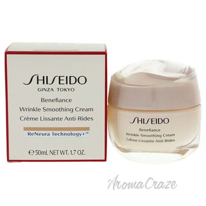 Benefiance Wrinkle Smoothing Cream by Shiseido for Women - 1