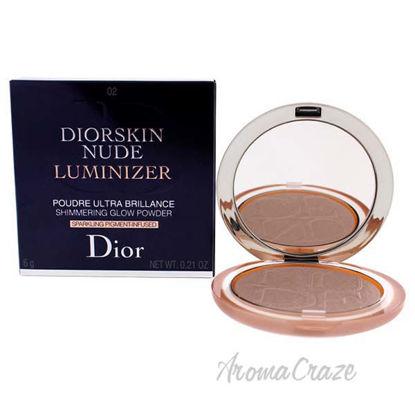 Diorskin Nude Air Luminizer Powder - 02 Pink Glow by Christi