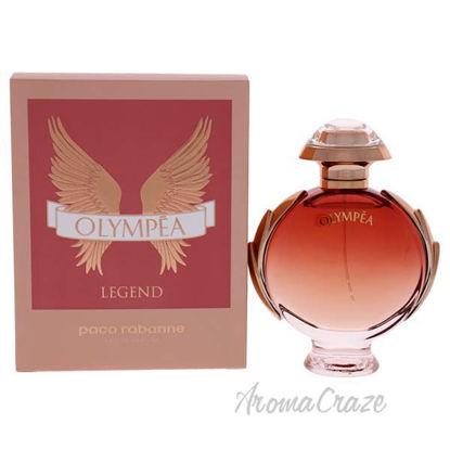 Olympea Legend by Paco Rabanne for Women - 2.7 oz EDP Spray