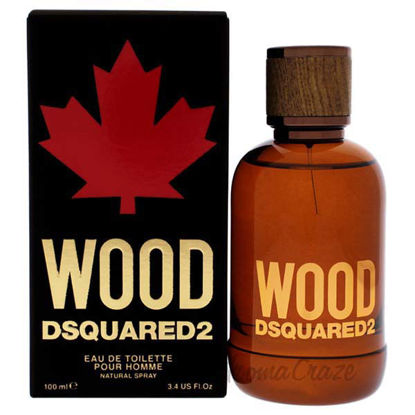 Wood by Dsquared2 for Men - 3.4 oz EDT Spray