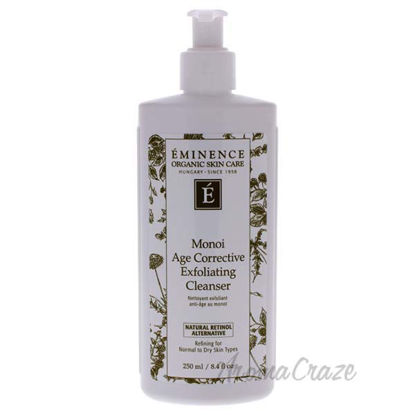 Monoi Age Corrective Exfoliating Cleanser by Eminence for Un