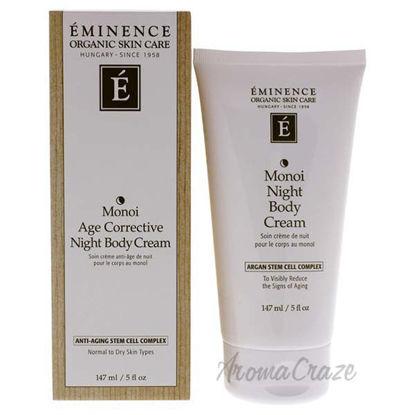 Monoi Night Body Cream by Eminence for Unisex - 5 oz Cream