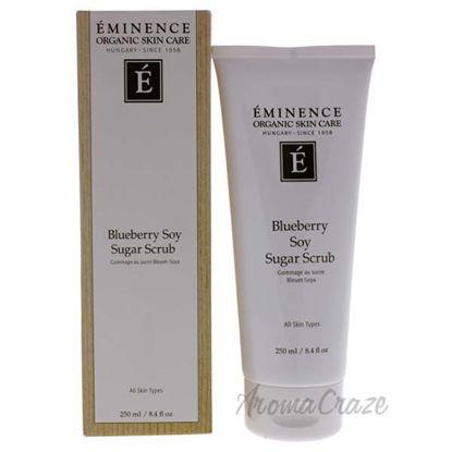 Blueberry Soy Sugar Scrub by Eminence for Unisex - 8.4 oz Sc
