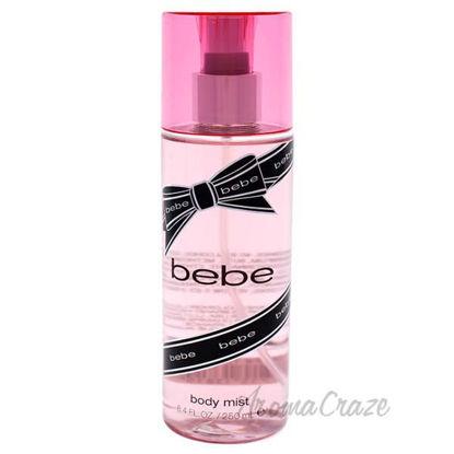 Bebe Silver by Bebe for Women - 8.4 oz Body Mist