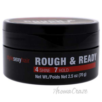 Rough and Ready by Sexy Hair for Men - 2.5 oz Paste