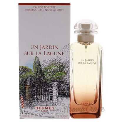Un Jardin Sur La Lagune by Hermes for Unisex - 3.3 oz EDT Sp