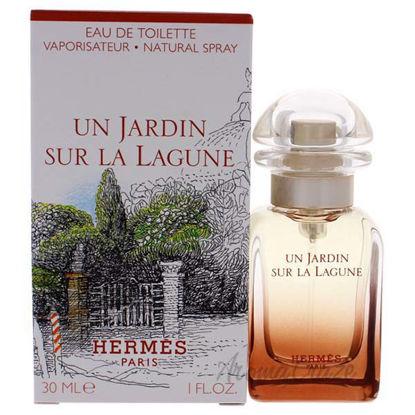 Un Jardin Sur La Lagune by Hermes for Unisex - 1 oz EDT Spra