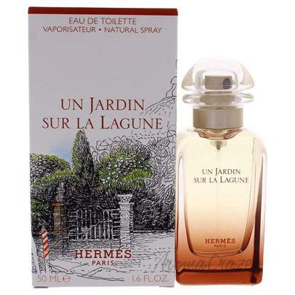 Un Jardin Sur La Lagune by Hermes for Unisex - 1.6 oz EDT Sp