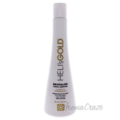 Revitalize Shampoo by Helis Gold for Unisex - 10.1 oz Shampo