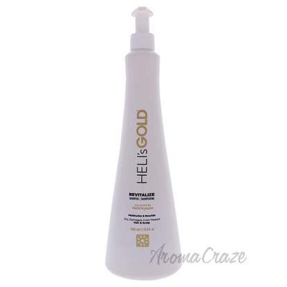 Revitalize Shampoo by Helis Gold for Unisex - 33.8 oz Shampo