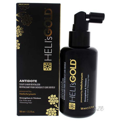 Antidote Scalp and Hair Revitalizer by Helis Gold for Unisex